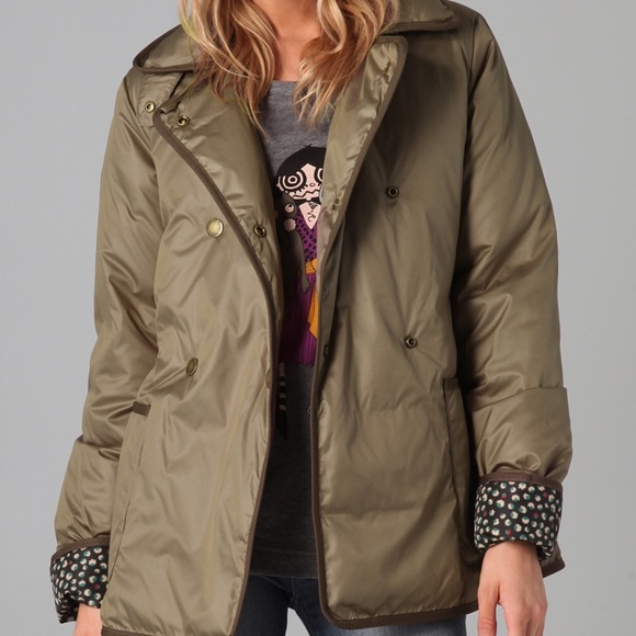 Marc By Marc Jacobs Jackets & Blazers - Marc by Marc Jacobs Kent down jacket Canteen sz S